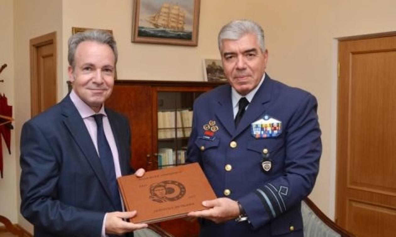 Επίσκεψη Αρχηγού ΓΕΑ στη Ρωσική Ομοσπονδία (pics)