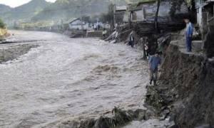 Βόρεια Κορέα: Τουλάχιστον 60 νεκροί από τις πλημμύρες