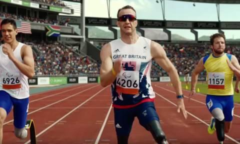 Yes Ι can: Το υπέροχο βίντεο των Παραολυμπιακών Αγώνων του Ρίο 2016