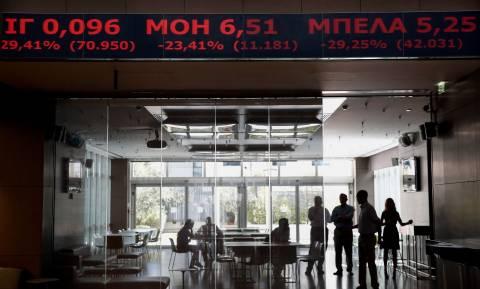 Χρηματιστήριο: Χαμηλός τζίρος και απώλειες