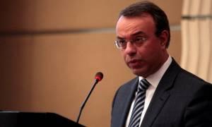 Σταϊκούρας: Έχουμε βρει τα ισοδύναμα για να μειώσουμε τον ΕΝΦΙΑ