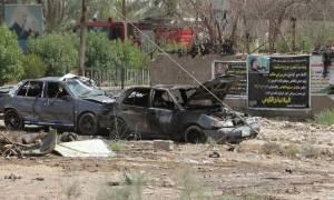 Ιράκ: Τουλάχιστον 12 νεκροί από διπλή βομβιστική επίθεση στη Βαγδάτη
