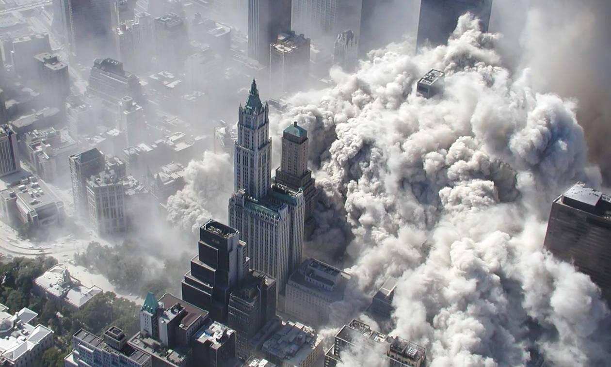 11η Σεπτεμβρίου 2001: Η ημέρα που άλλαξε τον κόσμο (Pics & Vids)