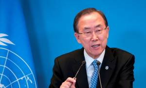 """Κυπριακό: Ο γενικός γραμματέας του ΟΗΕ """"βλέπει"""" λύση μέχρι τον Δεκέμβριο"""