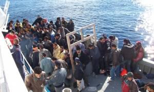 Ιταλία: 3.400 πρόσφυγες διασώθηκαν το Σαββατοκύριακο