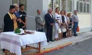 Δήμαρχος Πεντέλης: Στον αγιασμό νέου δημοτικού σχολείου