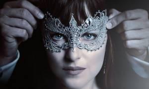 Fifty Shades Darker: Δείτε το τρέιλερ της νέας καυτής ταινίας που θα «σπάσει ταμεία»