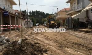 Χαρίτσης: Χρήματα από το ΕΣΠΑ στους Δήμους που επλήγησαν από τις πλημμύρες