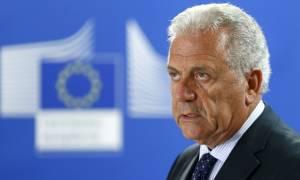 Αβραμόπουλος: Τα εξωτερικά σύνορα ενός κράτους μέλους είναι σύνορα όλων των μελών της ΕΕ