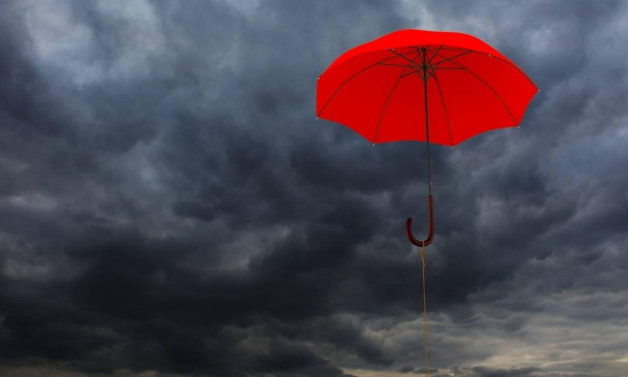ΠΡΟΣΟΧΗ: Ραγδαία επιδείνωση του καιρού – Πού θα «χτυπήσουν» σε λίγες ώρες καταιγίδες και χαλάζι
