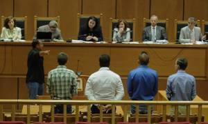 Δίκη Χρυσής Αυγής: Μάρτυρας αναγνώρισε τον πυρηνάρχη του Περάματος