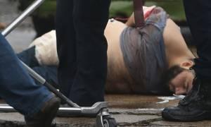 Τζιχαντιστής ο βομβιστής του Μανχάταν – Δείτε τις πρώτες φωτογραφίες από τη στιγμή της σύλληψης του