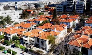 Θεσσαλονίκη: Φωτιά απείλησε τον ιστορικό οικισμό «Ουζιέλ»