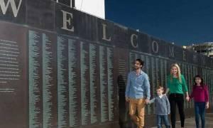 Στο Τείχος Υποδοχής του Ναυτικού Μουσείου Σίδνεϊ 400 ελληνικά ονόματα