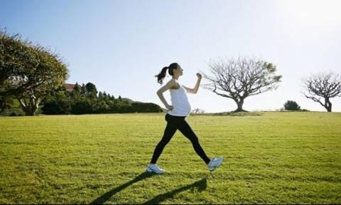 Περπάτημα στην εγκυμοσύνη: Το περπάτημα κάνει καλό