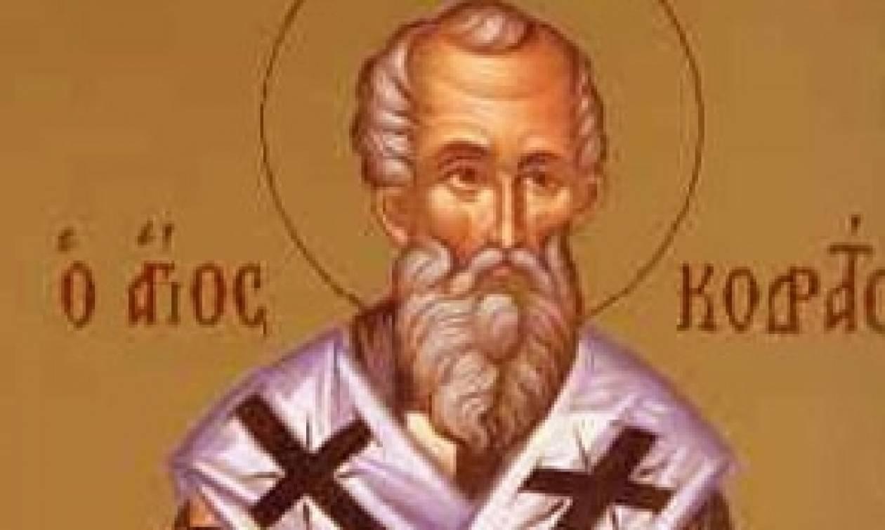 Άγιος Κοδράτος, εορτάζει σήμερα 21 Σεπτεμβρίου