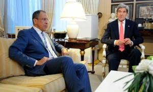 «Σκοτωμός» μεταξύ Λαβρόφ και Κέρι για τη Συρία