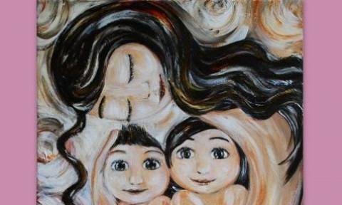 Despoina's little stories: «Τα παιδιά μου, όλος μου ο κόσμος»