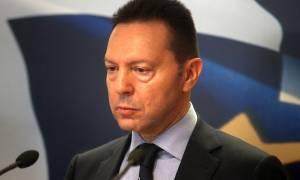 Στουρνάρας: Ορατοί οι κίνδυνοι για την ελληνική οικονομία