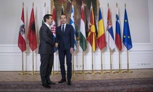 «Μίνι» Σύνοδος Κορυφής Βιέννης - Τσίπρας: Το προσφυγικό δεν είναι μόνο πρόβλημα της Ελλάδας