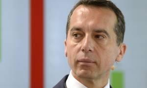 Σύνοδος Κορυφής Βιέννης - Καγκελάριος Αυστρίας: «Βλέπει» μείωση του αριθμού των προσφύγων