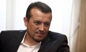 Τηλεοπτικές άδειες - Παππάς: Η κυβέρνηση προχωράει όρθια, η ΝΔ ας μας κάνει μήνυση