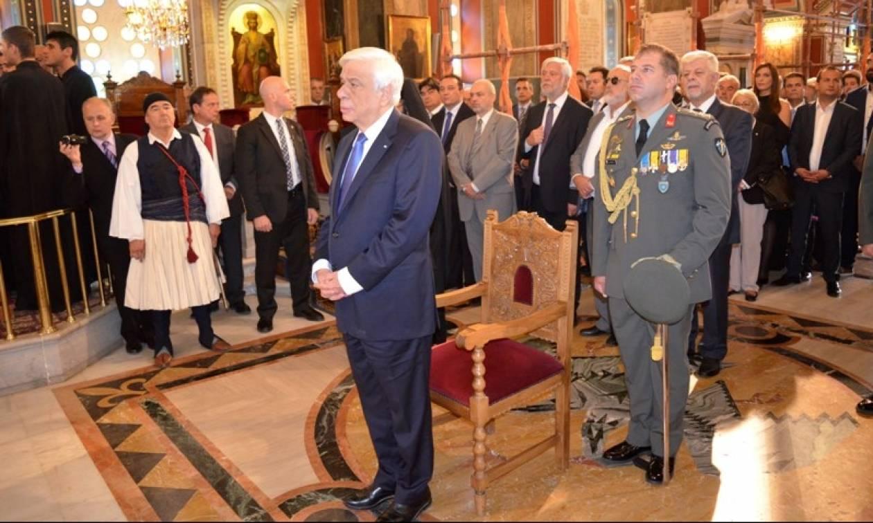 Τρίπολη: Παρουσία του Προέδρου της Δημοκρατίας η γιορτή για την 195η επέτειο Άλωση της πόλης