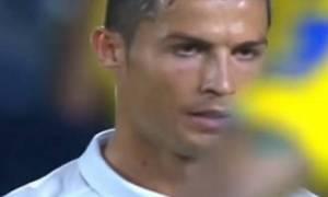 Τα… γαλλικά του Ρονάλντο στον Ζιντάν (video)