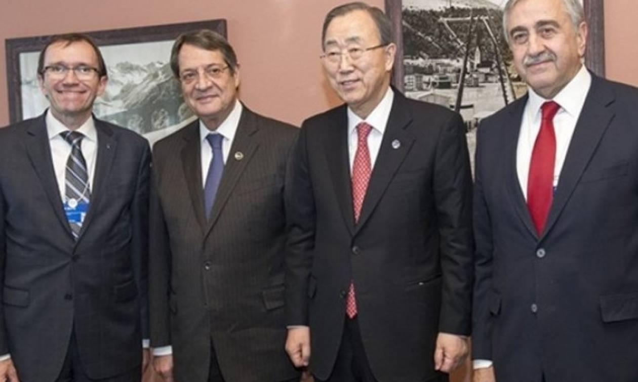 ООН несомненно поможет общинам Кипра напереговорах овоссоединении острова