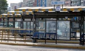 Θεσσαλονίκη: Ούτε σήμερα (26/9) θα κυκλοφορήσουν τα λεωφορεία του ΟΑΣΘ