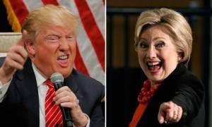 Ντόναλντ Τραμπ VS Χίλαρι Κλίντον – Όλα για όλα στο αποψινό debate