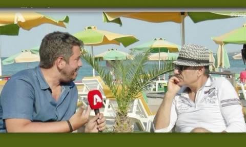 Ο Νότης Σφακιανάκης μιλάει για πρώτη φορά on camera για τον Παντελή Παντελίδη (video)