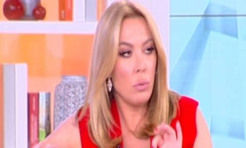 Αποκάλυψη δια στόματος Τατιάνας: «Τέτοιο μπλόκο δεν έχω φάει ποτέ από κανάλι»