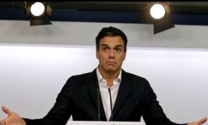 Ισπανία: Το PSOE εξακολουθεί να λέει «όχι» στην κυβερνητική συνεργασία με τη δεξιά