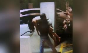 Σοκ: Έμεινε αναίσθητη και την κουβάλησε σπίτι του για να την βιάσει (video)