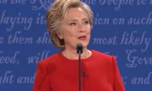 Εκλογές ΗΠΑ 2016: Συγκρούσεις στο ντιμπέιτ για την περιουσία του Τραμπ και τα emails της Χίλαρι