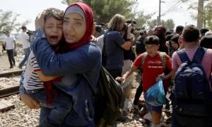 Γερμανία: «Ωθούν την Ελλάδα σε απελπιστική κατάσταση στο προσφυγικό»