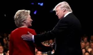 Εκλογές ΗΠΑ 2016: Γιατί δεν μίλησε για τις απιστίες του Κλίντον ο Τραμπ