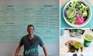 Holy Greens: O Dusan Vukcevic έφερε στην Ελλάδα την καινοτομία της υγιεινής διατροφής!