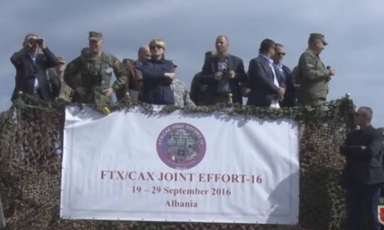 Αποτέλεσμα εικόνας για «Joint Effort-16»