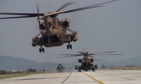 Συνεκπαίδευση 1ης ΤΑΞΑΣ με Ισραηλινή Πολεμική Αεροπορία (pics)