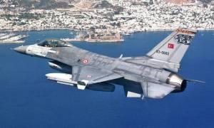 Οι Τούρκοι «επέστρεψαν» στο Αιγαίο - Τουρκικά μαχητικά πάνω από Χίο και Μυτιλήνη