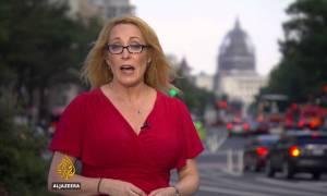 «Ευχαριστώ πολύ σκύλα»: Η δημοσιογράφος που έκλεψε την παράσταση στο αμερικανικό ντιμπέιτ