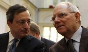 Σε σκληρή γραμμή ο Σόιμπλε: Να μειώσουν οι κυβερνήσεις τα χρέη τους – Τι ζητά από τον Ντράγκι