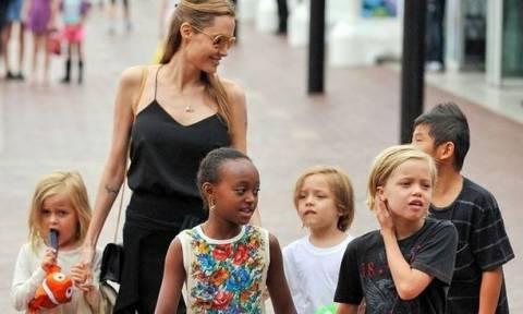 Η απίστευτη αποφάση της Angelina Jolie, μετά το διαζύγιο