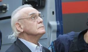 Απορρίφθηκε η αίτηση αποφυλάκισης του Άκη Τσοχατζόπουλου