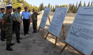Στρατός Ξηράς: Επίσκεψη Διοικητή ΜΙLENG COE στη ΣΜΧ (pics)