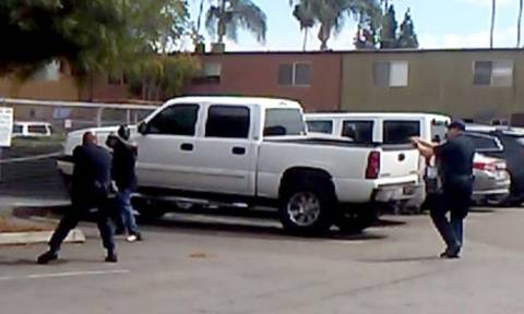 Οργή στις ΗΠΑ από τη νέα δολοφονία αφροαμερικάνου από αστυνομικά πυρά (vid)