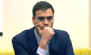 «Ανταρσία» κατά Σάντσεθ στους Ισπανούς Σοσιαλιστές