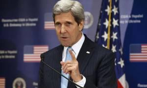 Ευθεία απειλή Κέρι σε Λαβρόφ: Οι ΗΠΑ θα διακόψουν τις διπλωματικές σχέσεις με τη Ρωσία αν...